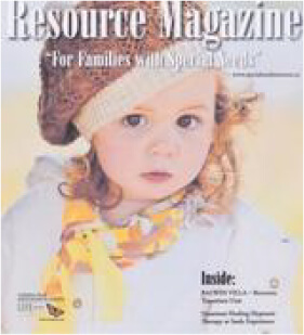 Resource Magazine cover