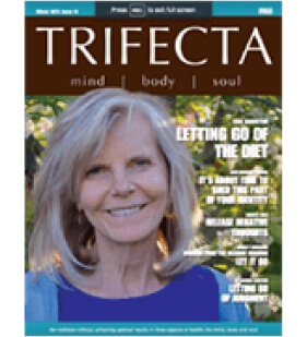 Trifecta Magazine cover